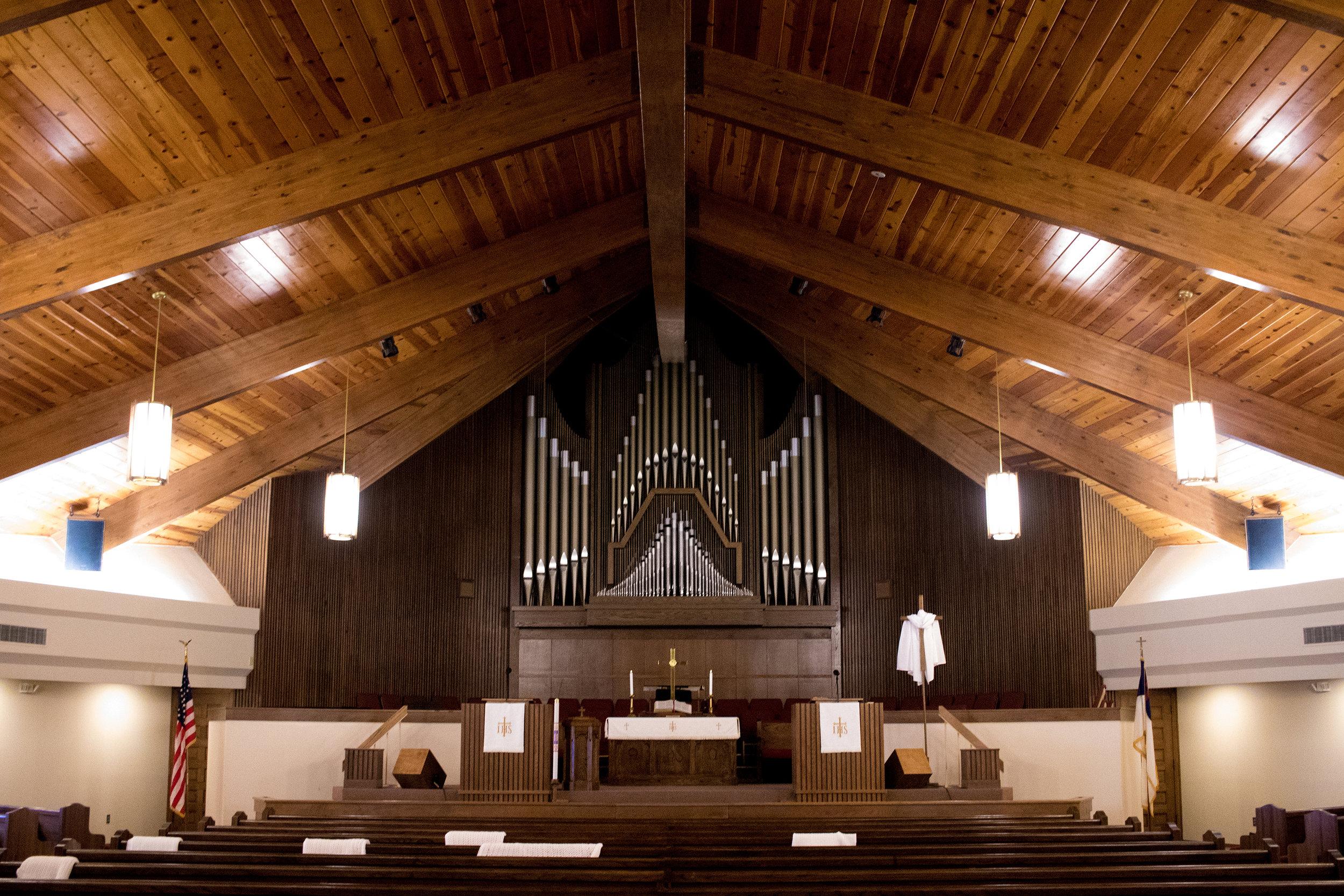 Traditional Worship -