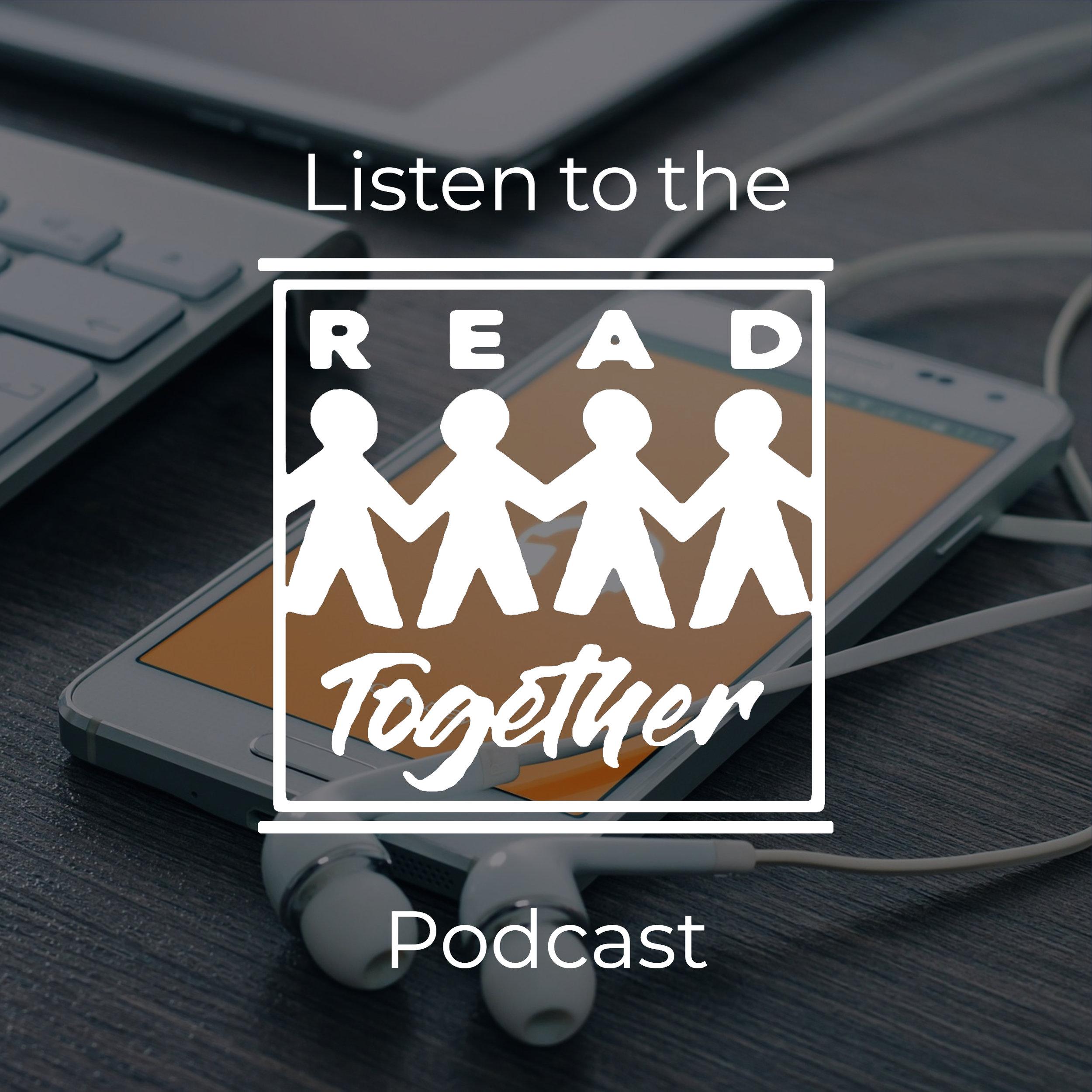 UMC read together podcast link