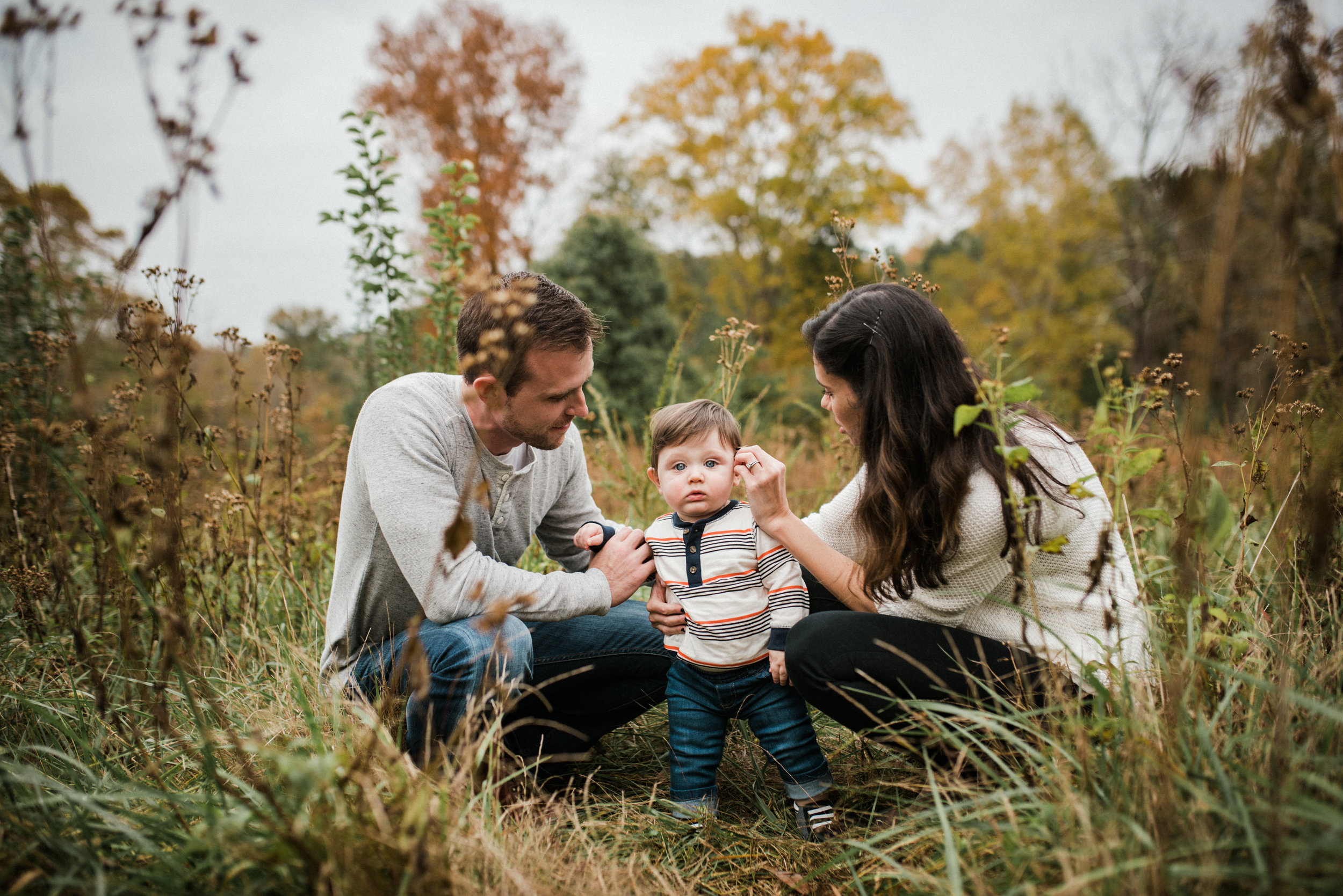 Wake Forest Photographer - Wake Forest Fall mini shoot - Wake Forest Barn - Raleigh photographer