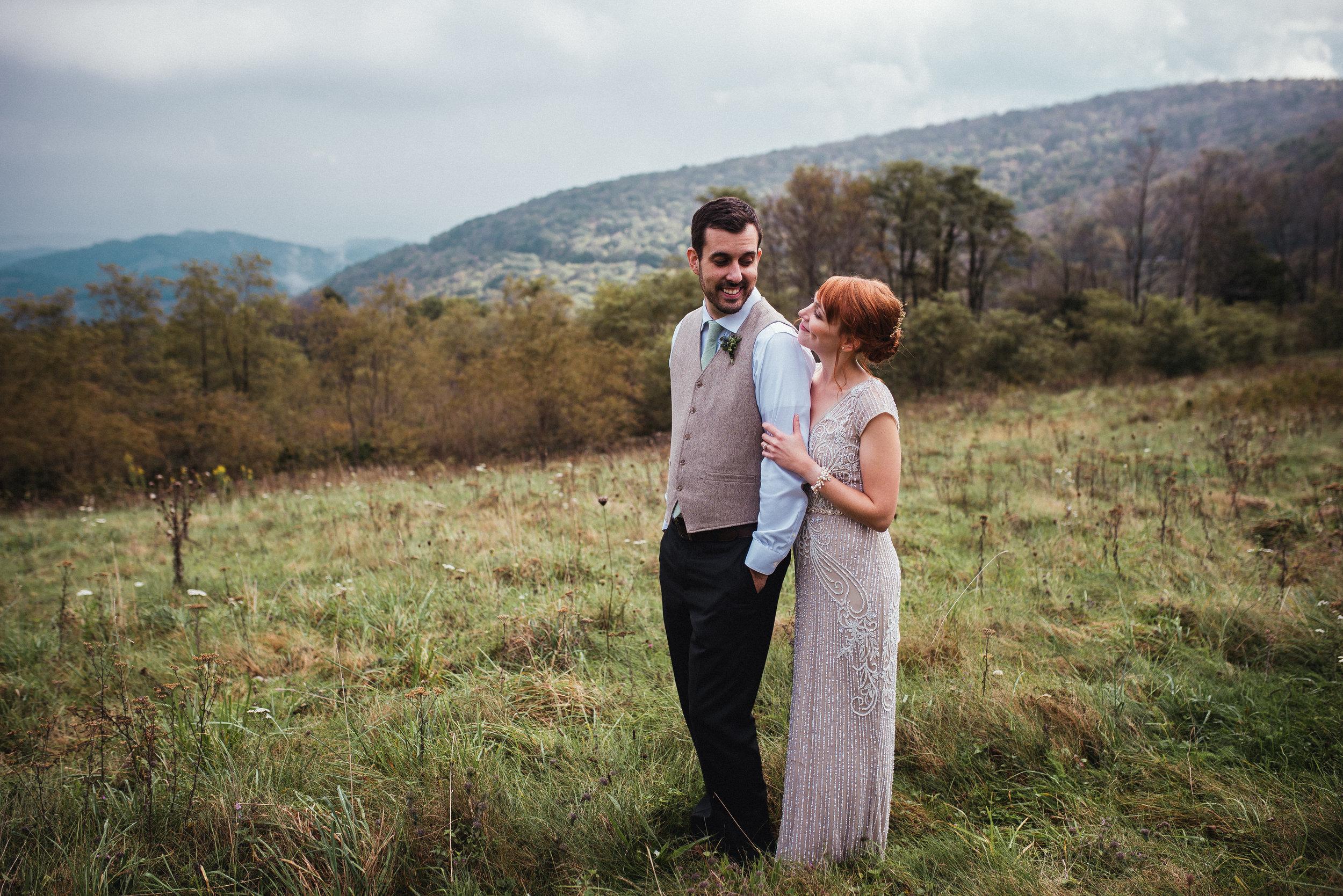 Grayson Highlands State Park - virginia photographer - virginia wedding photographer - state park wedding - raleigh photographer