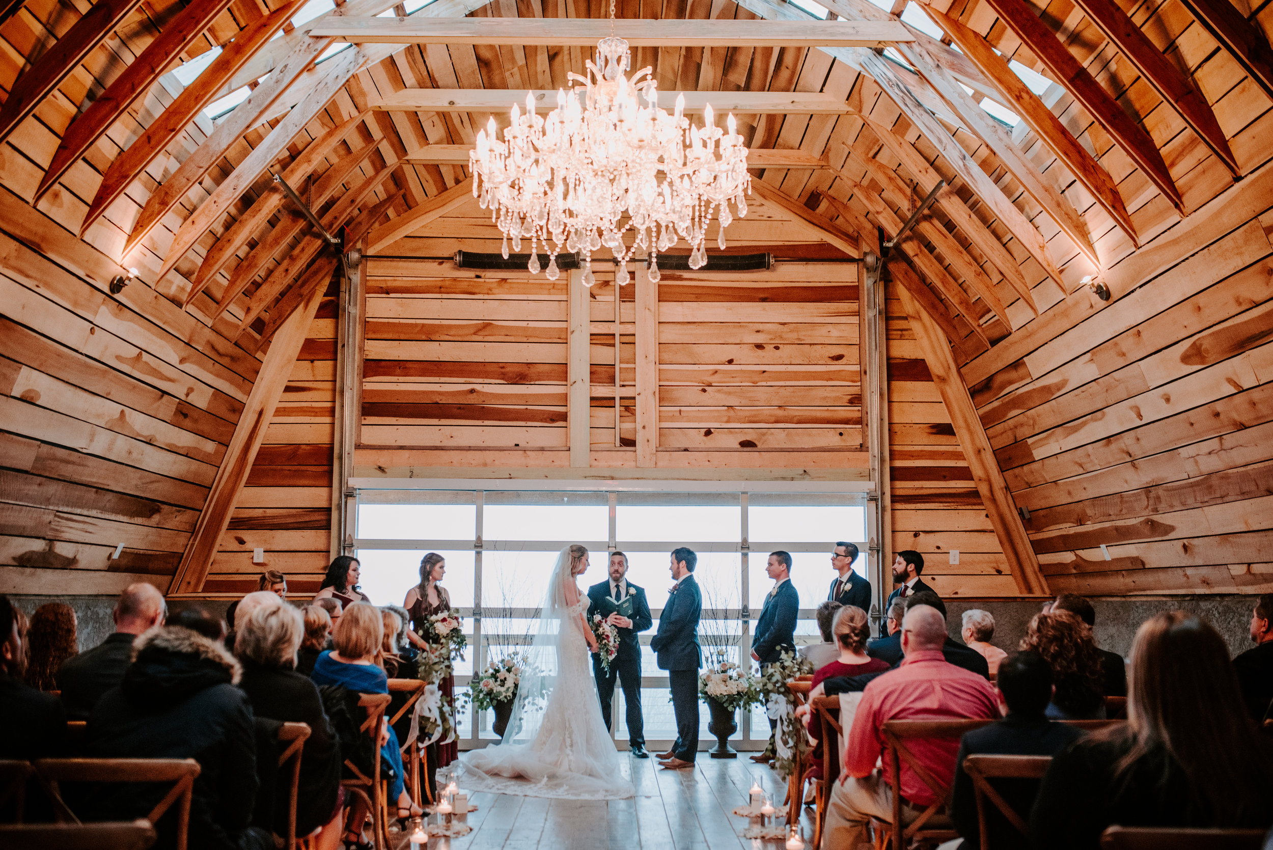 overlook barn wedding - banner elk wedding - north carolina wedding - north carolina wedding photographer