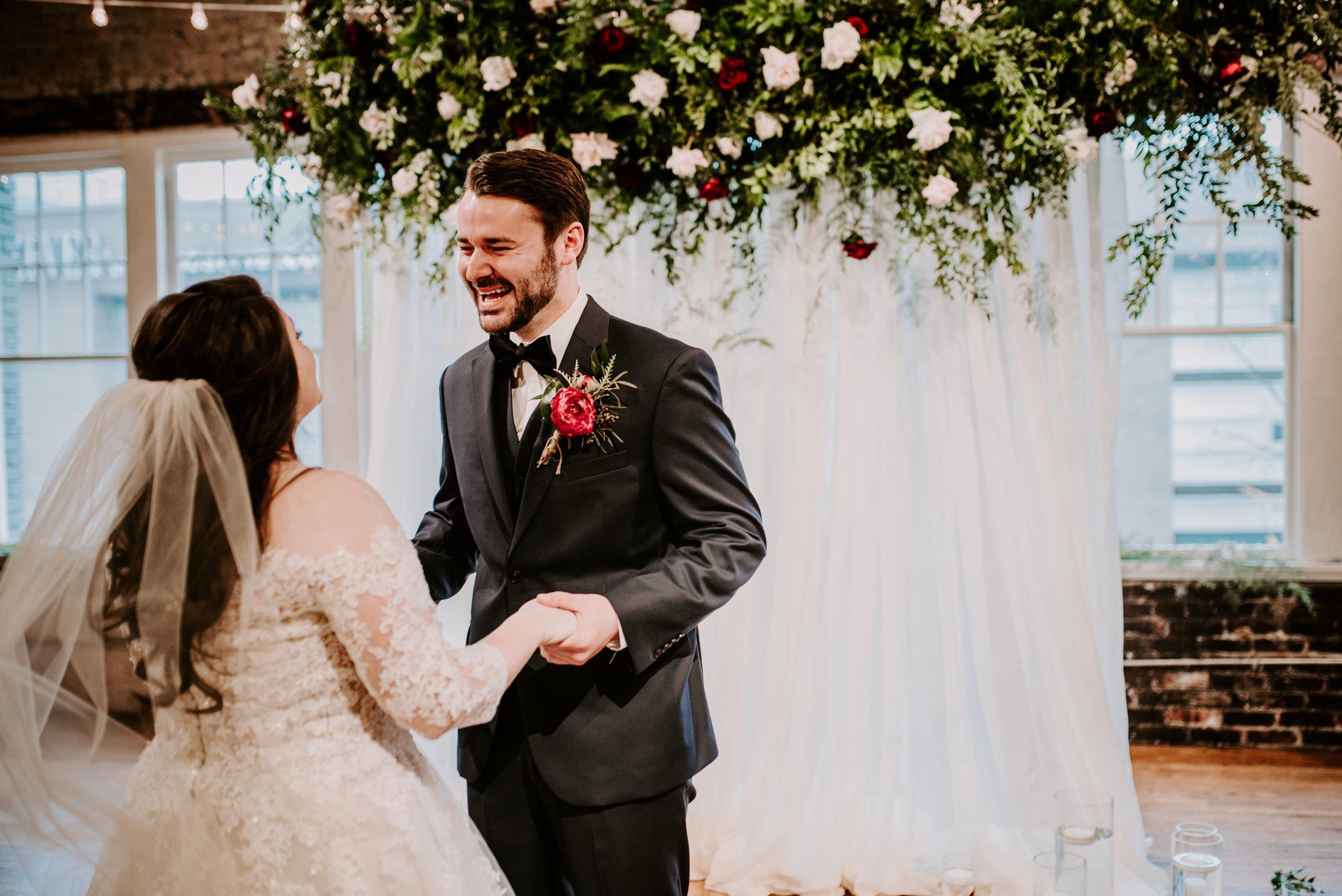 Raleigh Wedding - The Stockroom at 230 Wedding - Raleigh Wedding Photographer - North Carolina Wedding Photographer