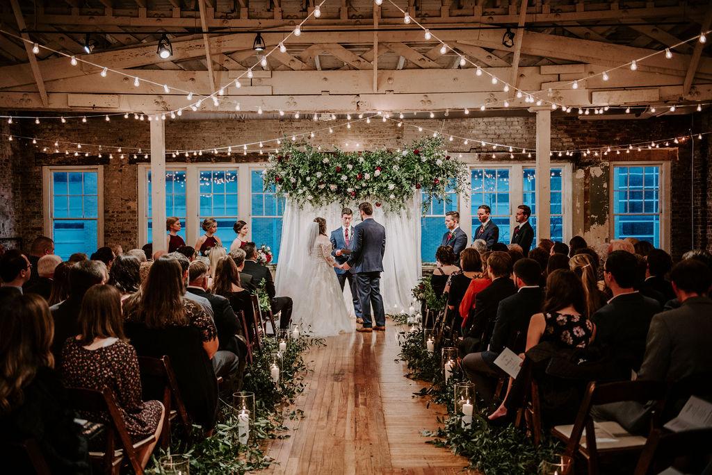 StrasserCeremony-62.jpgRaleigh Wedding - The Stockroom at 230 Wedding - Raleigh Wedding Photographer - North Carolina Wedding Photographer