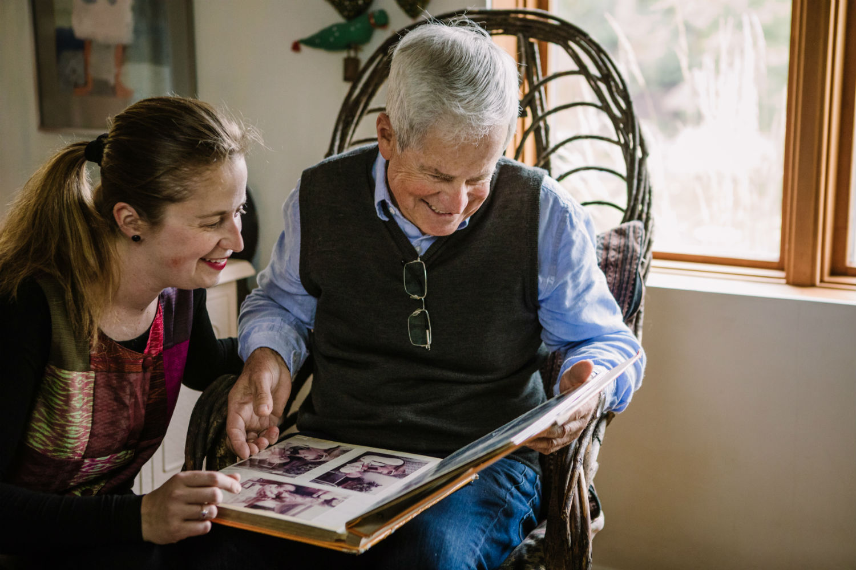 Exploring family stories