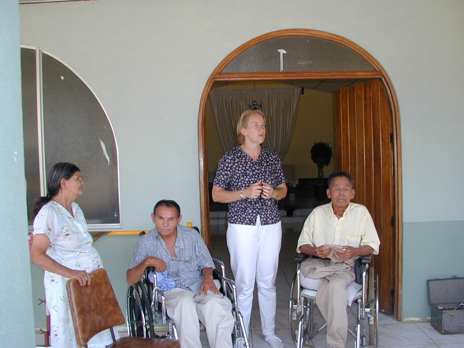 Patients & Mary.JPG