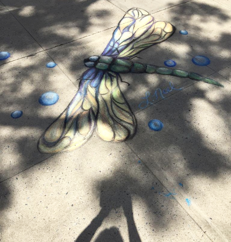 Downtown Frederick Sidewalk Art Competition 2016