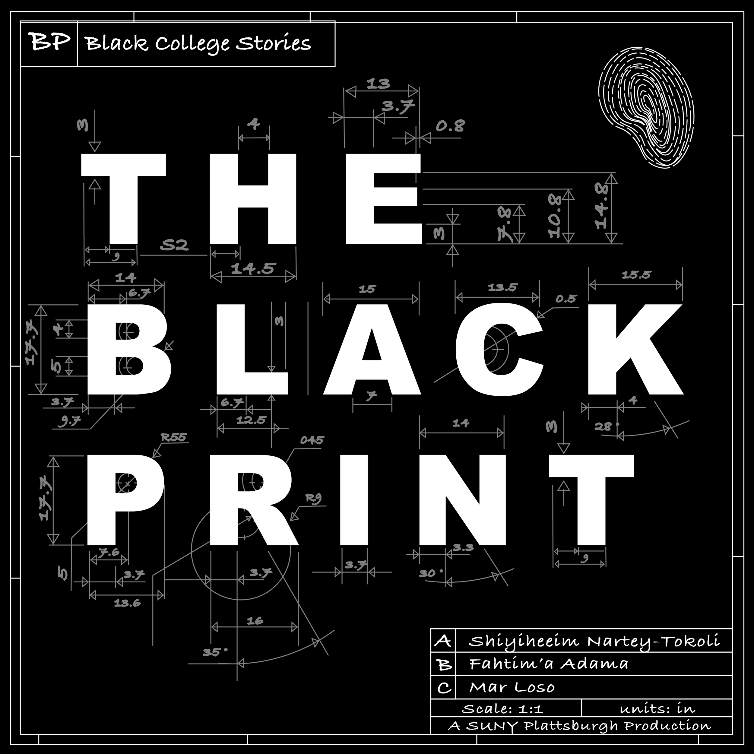 The Blackprint Social Media Graphic