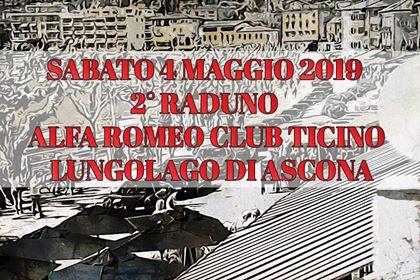 04.05.2019 | Ascona2° Raduno Alfa Romeo Club Ticino (Piazza Giuseppe Motta - Lungolago pedonale) - 2° Alfa Romeo Club Ticino Treff in Ascona2° Rassemblement du Alfa Romeo Club Ticino à Ascona 2° Alfa Romeo Club Ticino Gathering in Ascona> Link Alfa Romeo Club Ticino Facebook Page