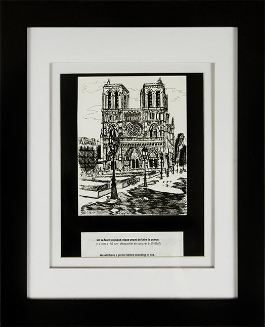 Notre Dame, Paris,France.