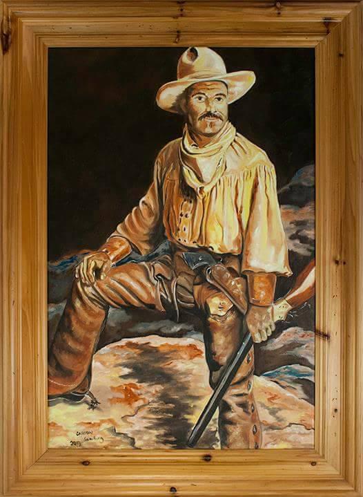 """""""Cowboy Fred"""""""