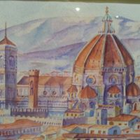 Florence watercolor