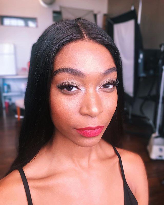 @xoxobeks glowing ✨If you're looking for an amazing & professional model, she's your girl! . . . . . #makeupjunkie #wakeupandmakeup #makeuptime #makeupobsessed #allmodernmakeup #makeuptransformation #makeupinspo #makeupclass #makeupinspiration #makeupbrushes #makeupgoals #crueltyfreemakeup #crueltyfreebeauty #crueltyfreeskincare #womeninspiringwomen #womenartists #womenofcolor #womenwhowork #womenday #lovely #ecofriendlyproducts #glowupyourlife #instalove #bossbabe #legitboss #bosschick #poshboss #girlboss #girlsgeneration