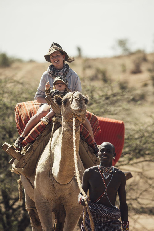 Camel Walks
