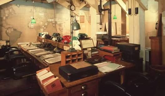 Copy of CHURCHILL WAR ROOMS - Winston Churchill's War Bunker
