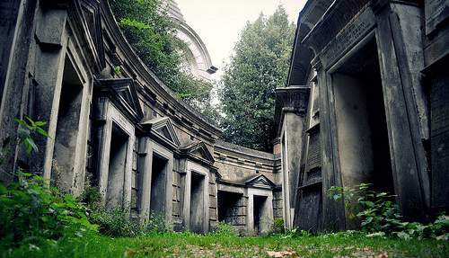 Copy of HIGHGATE CEMETERY