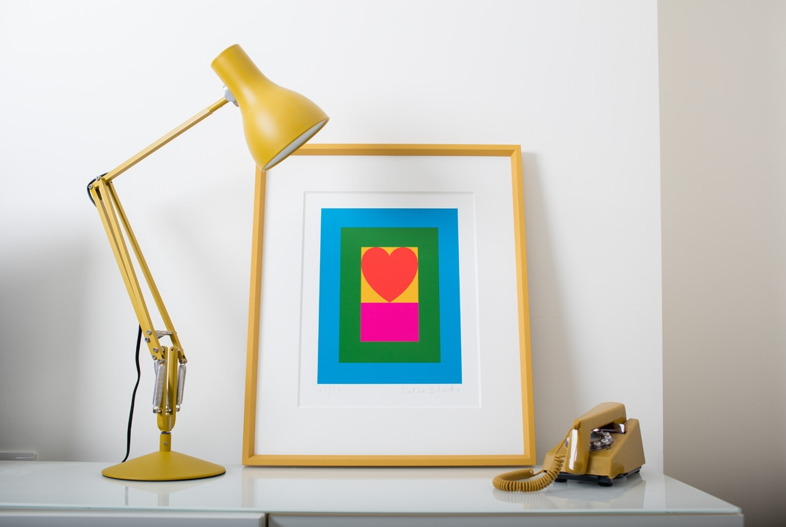 """""""We're all about providing a friendly, superior picture framing service, and introducing eye-catching art and design to the local community at affordable prices."""" - Robin Eade, owner & Creative Director"""