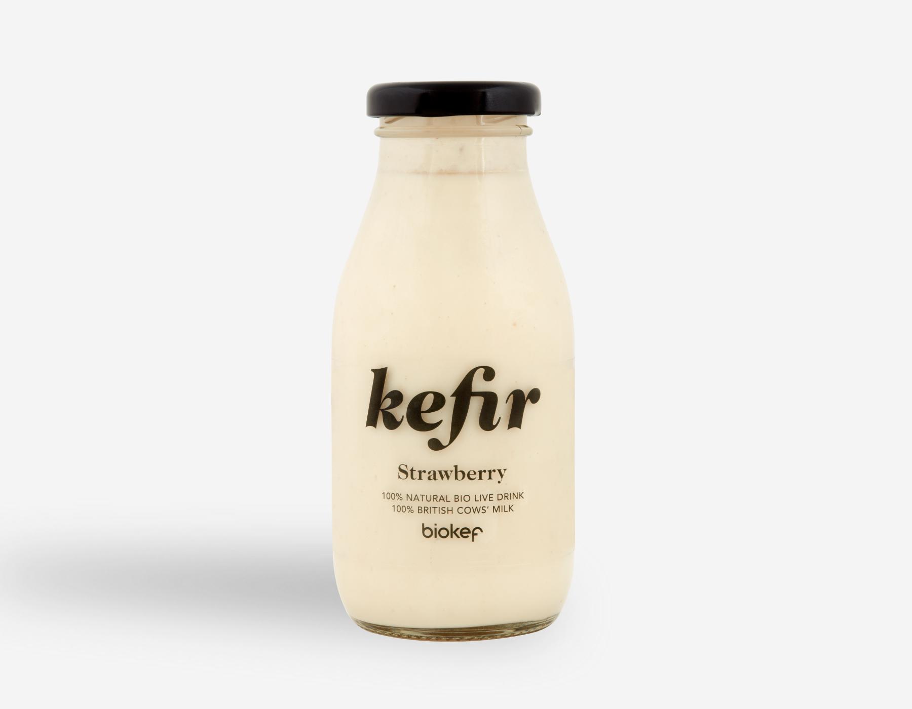 Biokef Kefir Jersey Cows and Goats Milk