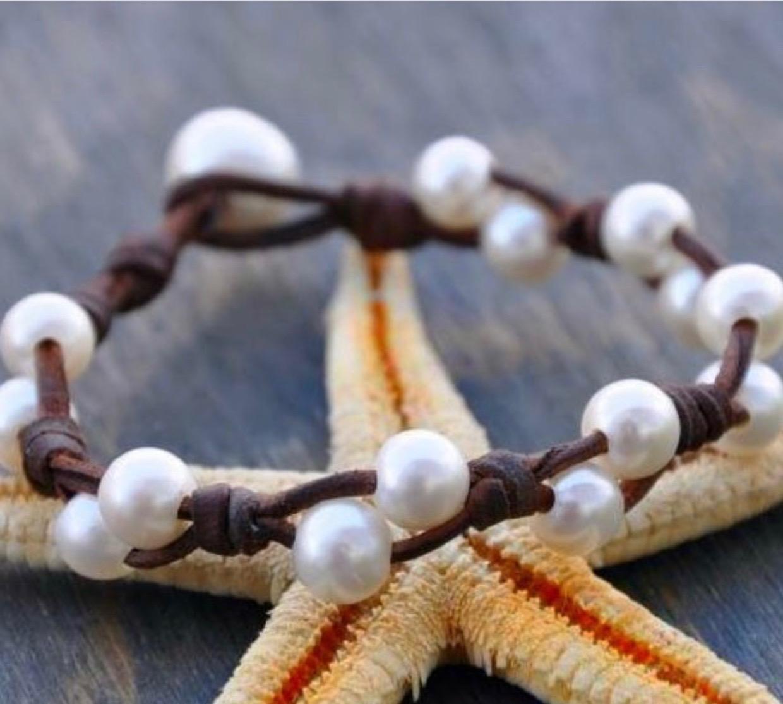 The Comber Bracelet from @seamiststudio