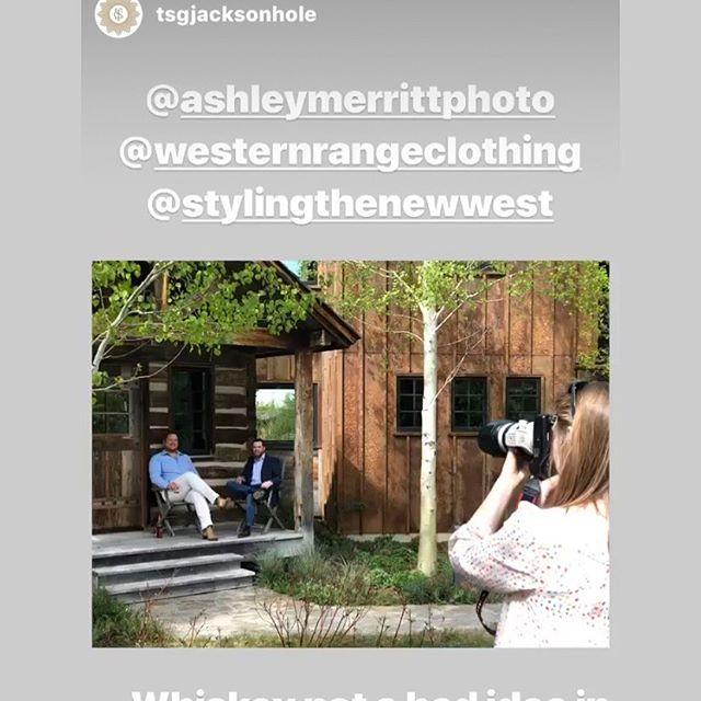 Photo Shoot Season |@tsgjacksonhole | Love my photographers |Thank you from the bottom of my ❤️@ashleymerrittphoto @carrie_patterson @sarahaverill_photography @lindleyrustphoto #photoshoots #tsgjacksonhole #stylejacksonhole #shootingstarjh #thescoutguide #thescoutguidejacksonhole #jacksonwyoming #jacksonholestyle #igohotographer #westernrangeclothing