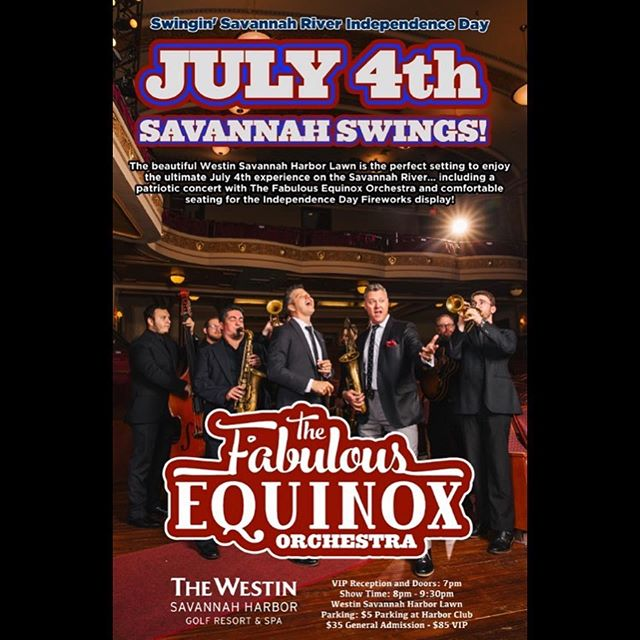 Cheers to another year around the sun with our incredible clients, @equinoxorchestra 🎷🥂We are so happy to have you in our PA family and for your continued in trust with your business. . . SAVE THE DATE for their upcoming #JULY4th show at @westinsavannah benefitting @companionsforheroes tickets at equinoxorchestra.com . The best place to watch the fireworks on the Savannah River! . . . #thepatriotadvantage #personalassistant #virtualassistant #remotejobs #militaryspouseemployment #equinoxorchestra #fireworks #weloveourclients #workanniversary