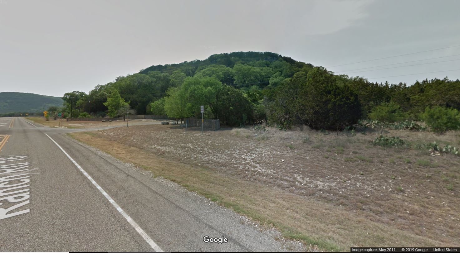Entrance to Lost Maples SNA (Photo: Google Streetview)