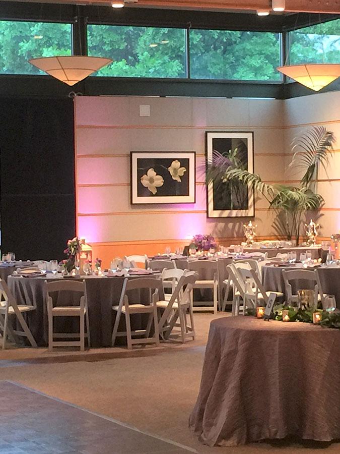 rosine hall wedding