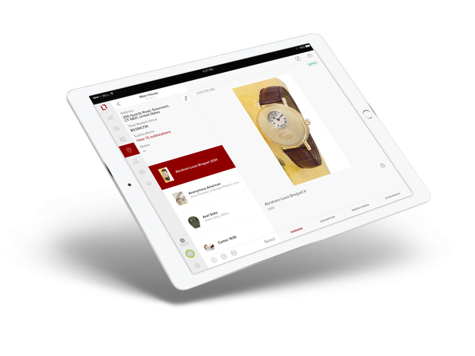 collectrium presentation mode iOS.jpg