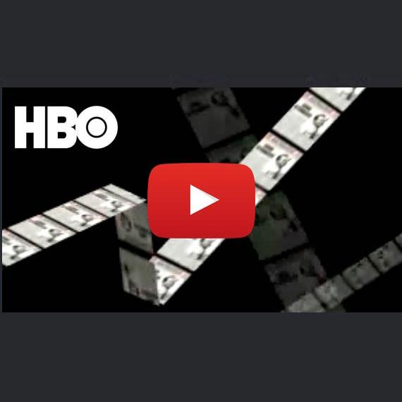 Interstitial design for HBO documentary. Photoshop/ Aftereffects