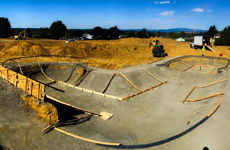 Luuwit Park Skate Spot