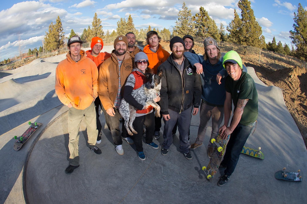 Rockridge Skatepark Crew
