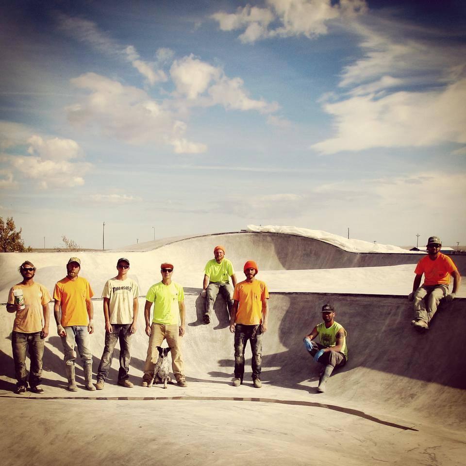 Thunder Park Crew - Blackfeet Reservation - Browning, Montana