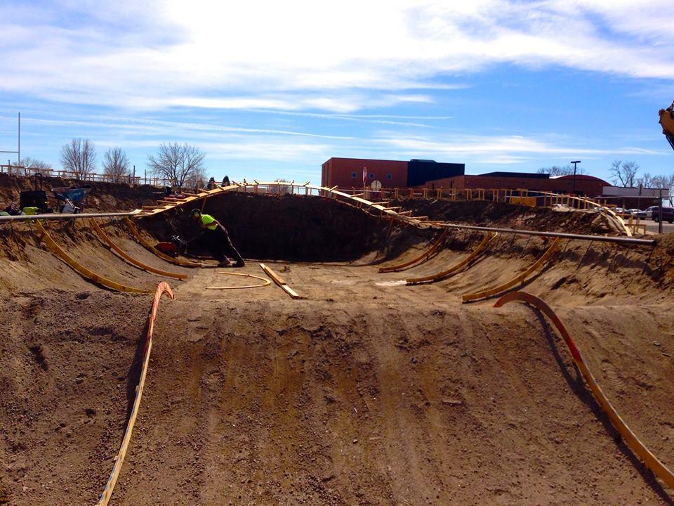 Bowl construction