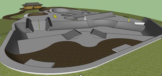 Milliken, Colorado conceptual design