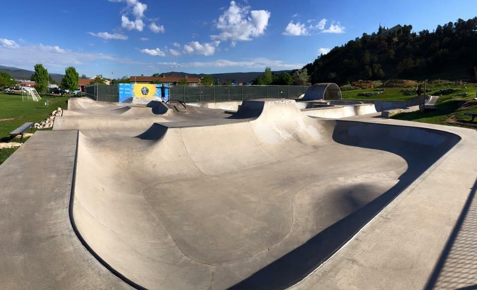 Carbondale, Colorado Skatepark