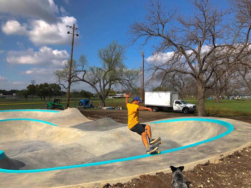 Johnson City, Texas Skatepark