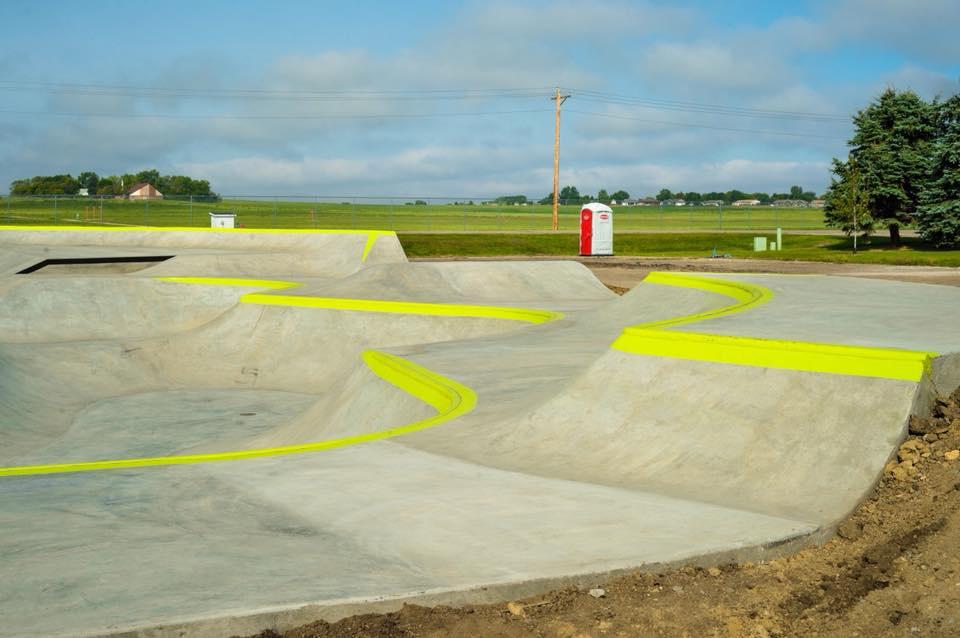 Watertown, South Dakota Skatepark