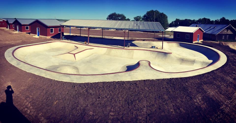 Camp Wood YMCA Skatepark