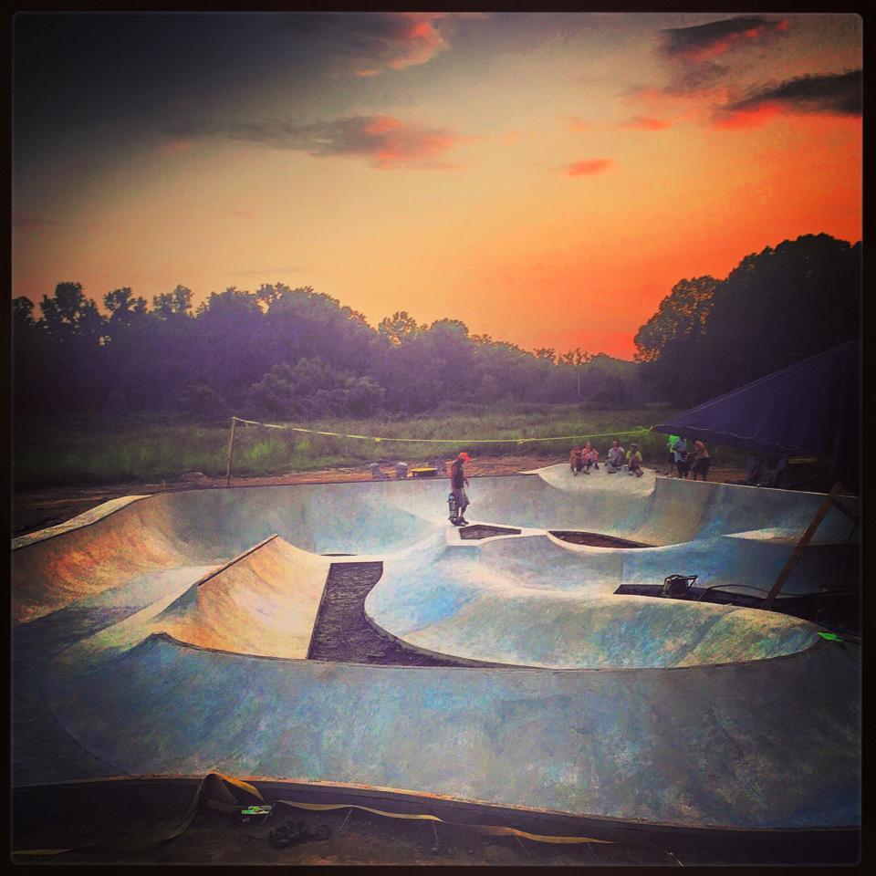 Hernando, Mississippi Skatepark