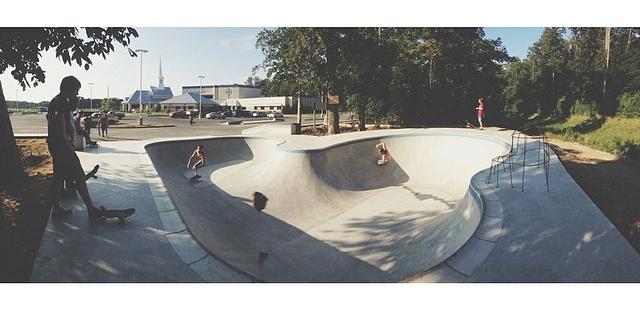 Epworth Skatepark - Rehoboth Beach, Delaware