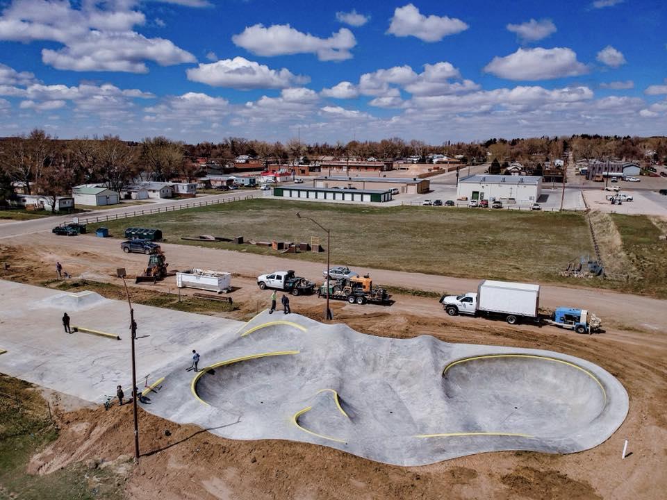 Douglas, Wyoming Skatepark