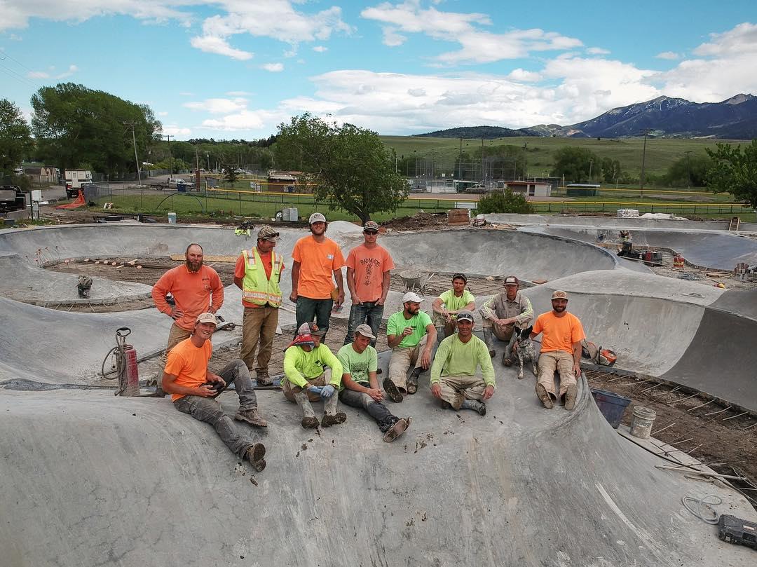 Livingston, Montana crew
