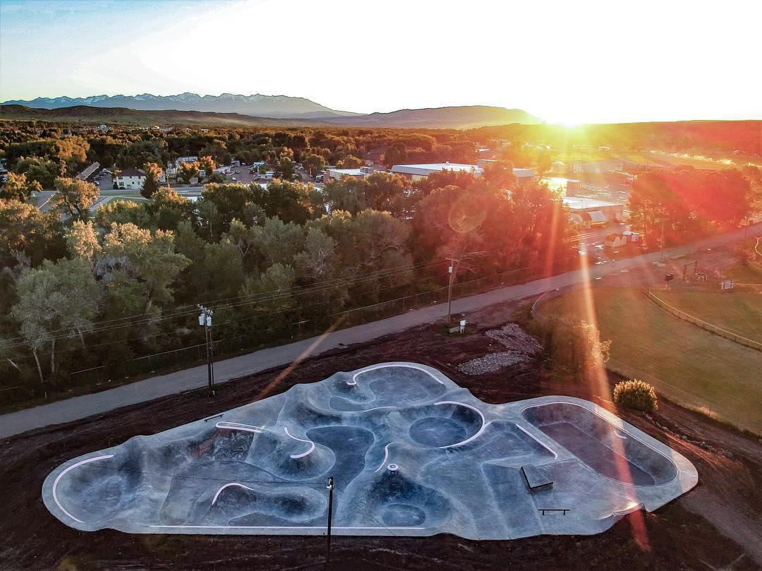 Montana Pool Service meets moonscape🌙in Livingston, Montana