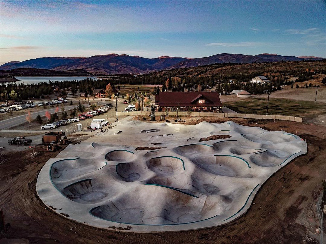 Field of dreams ☄️ Frisco, Colorado