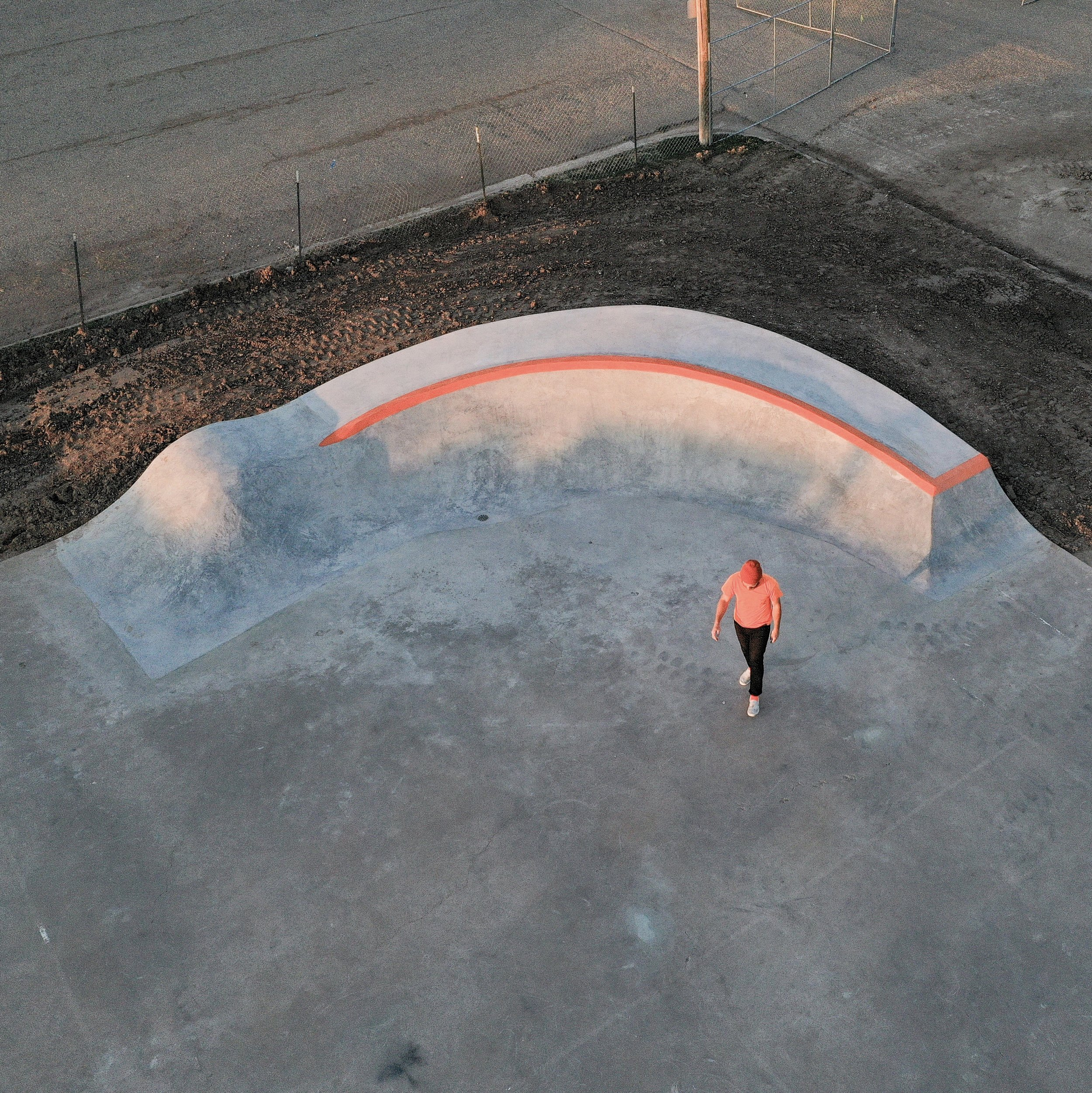Skatepark recycling ♻️ Idalou, Texas