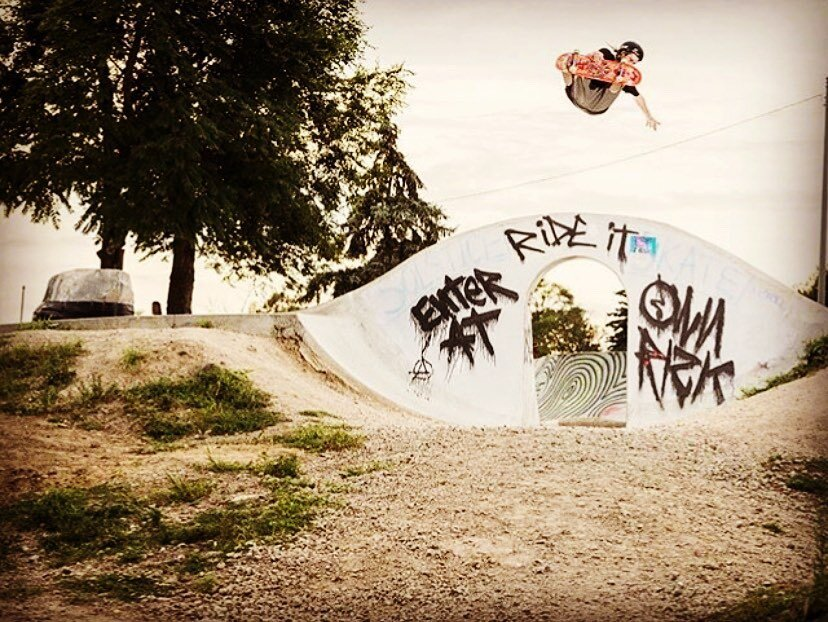 @danielstellyphoto // photo from a rad #rideitsculpturepark session