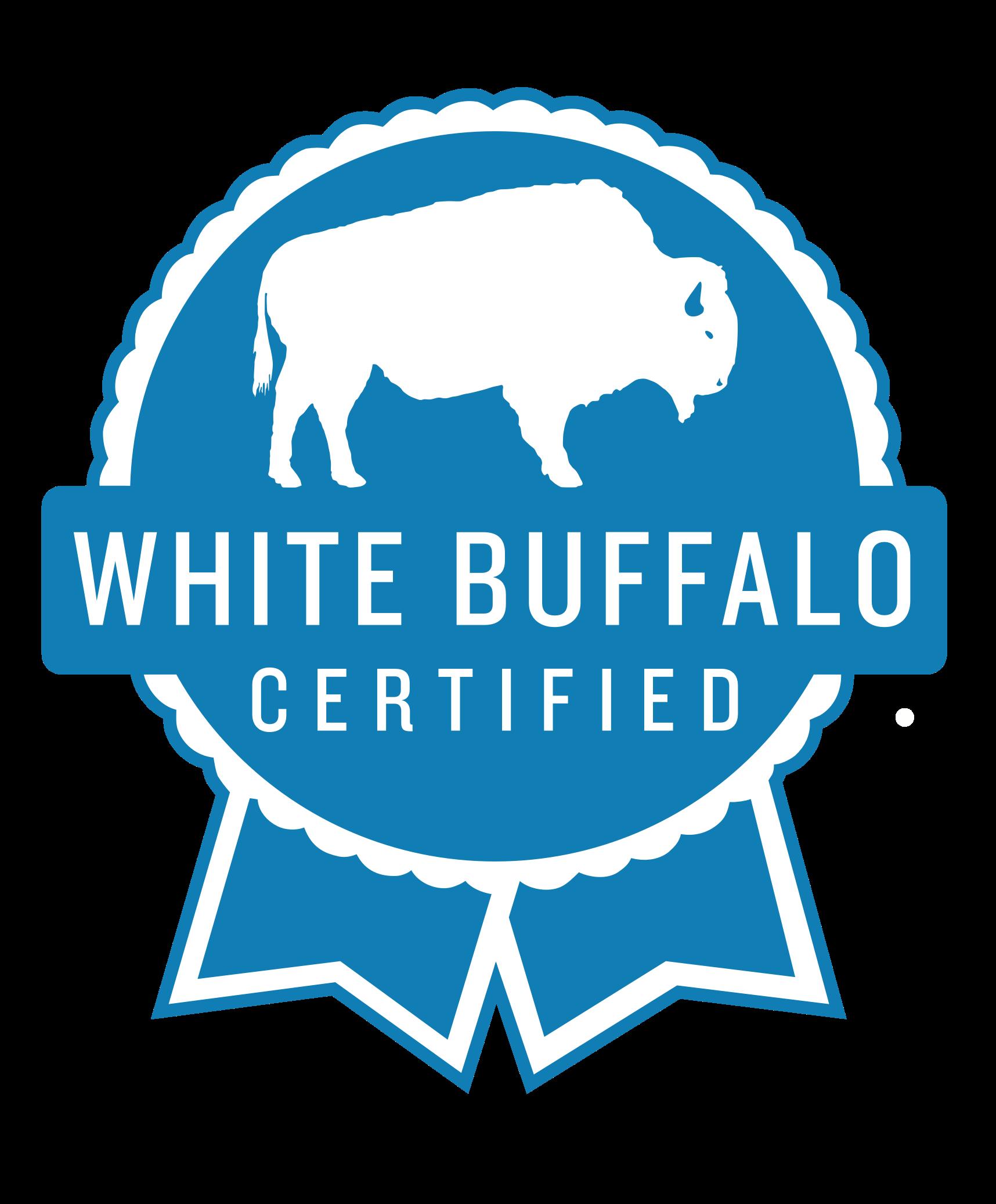 White Buffalo Certified