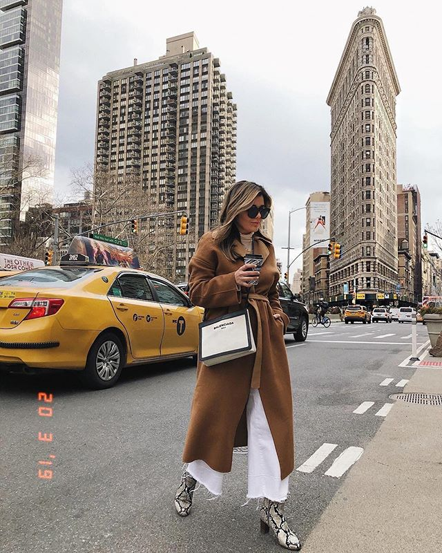 NYC looks better with Sara in it 💃🏽 #Boldstreak ⠀ • • • @sara.azani • • • ⠀