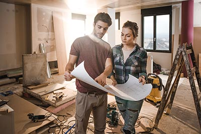 Millennials have.. - ...completed more home-improvement projects over the past 12 months than any other generation.Despite increased home-renovation activity by millennials, they still spend the least on projects, while baby boomers spend the most.Tight inventory conditions and rising mortgage rates should cause both remodeling activity and spend to grow in the coming years.