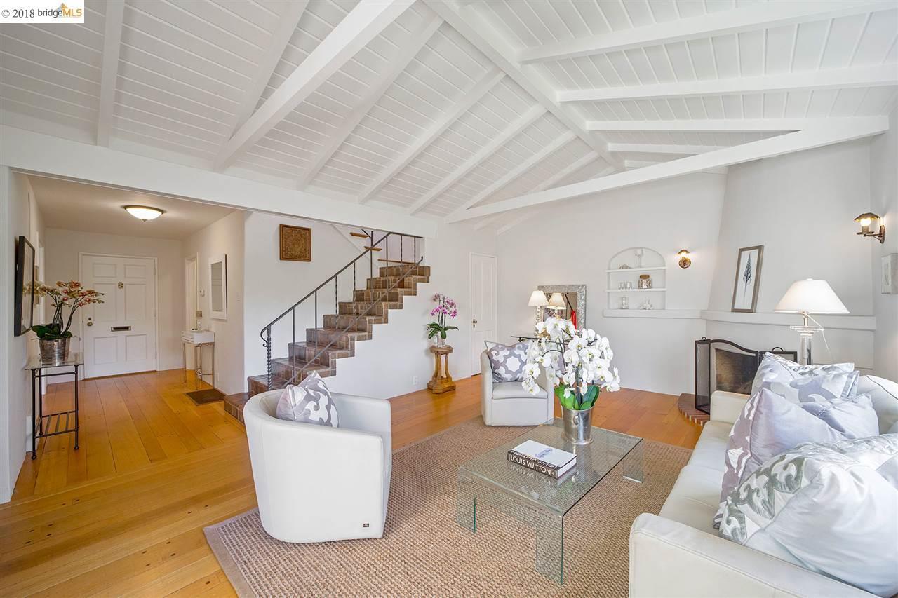4101 Oakmore Road, OaklanD  3 Bed | 2.5 bath | Sold for $1,165,000