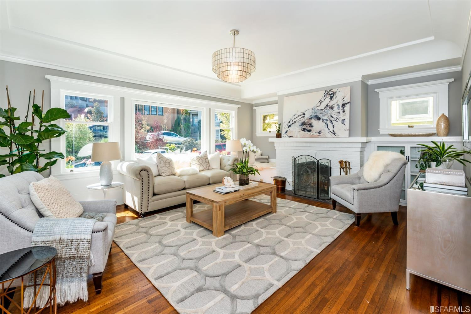 37 Ashbury Terrace  4 Bed | 3.5 bath | Sold for $3,250,000